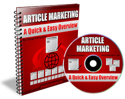 Free Article Marketing Overview
